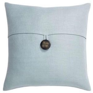 Pottery Barn Textured Linen Pillow Cover